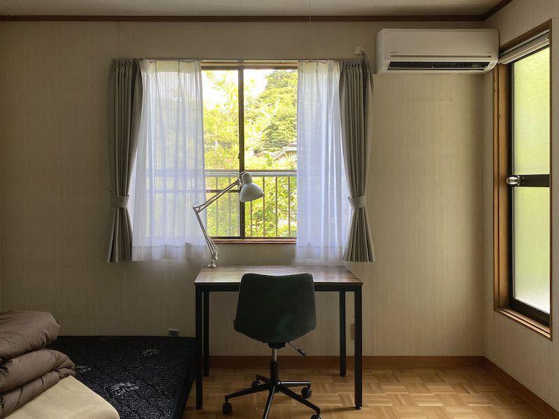 2階の個室