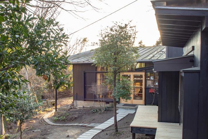 鎌倉B邸                  神奈川県